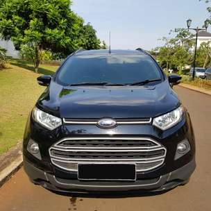 ford ecosport trend at automatic 2014 good condition
