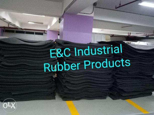 Pej Filler Rubber Sheet Or Mat Rubber Strip Silicon Rubber