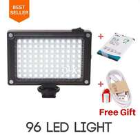 Ulanzi AriLight 96 Video Light Mini LED Video Light with BP-4L Battery