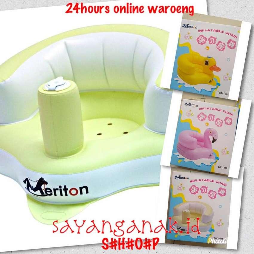 Sayang Anak It03 Sofa Kursi Meriton Baby Seat Tempat Latihan Duduk Boneka Mainan Anak 761936293
