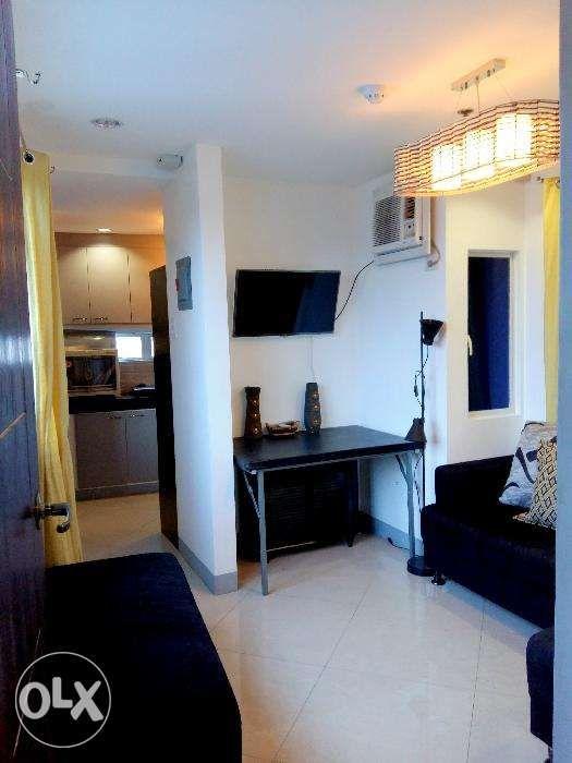 Studio Apartment For Rent Near Ayala Circuit Makati Furnished