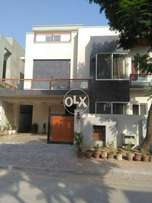 #10Marla ground portion for rent in bahria town ph2