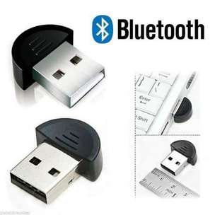 Bluetooth v2.0 Dongle USB Adapter Solo Micro