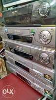 Panasonic VCR Fresh Condition(Fresh/Mint Condition Pieces)