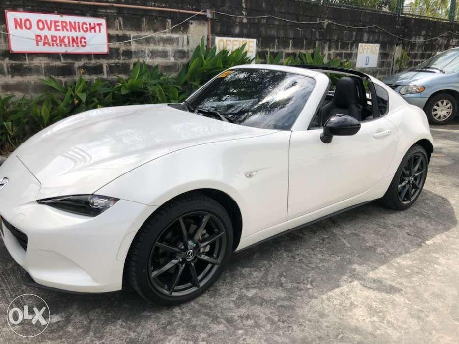Sponsored 2018 Mazda Miata MX5 RF 3tkms AutoDom BRZ 86 STi 2017 2016