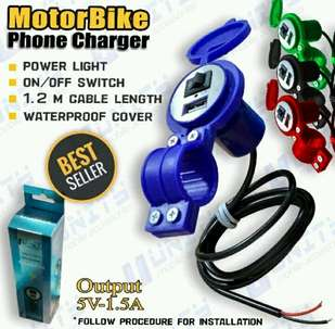 BEST PRODUCT - Cas Usb HP di Motor / Charger Motor, #Banyuurip Sby