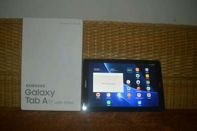 mulus fulset galaxy tab A 10inci with spen