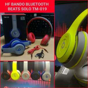 headset bando wireless Best Quality(bluetouth)