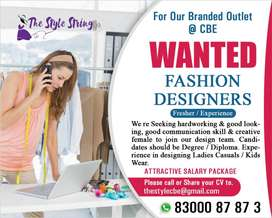 Fashion Designing Jobs Jobs In India Job Vacancies Openings Olx
