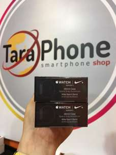Apple Watch S3 38mm Nike+ Space Gray Ready Bosku