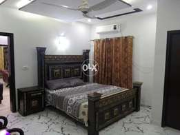 Defence Fully Furnished 1 bed apartment(for Long/short term)