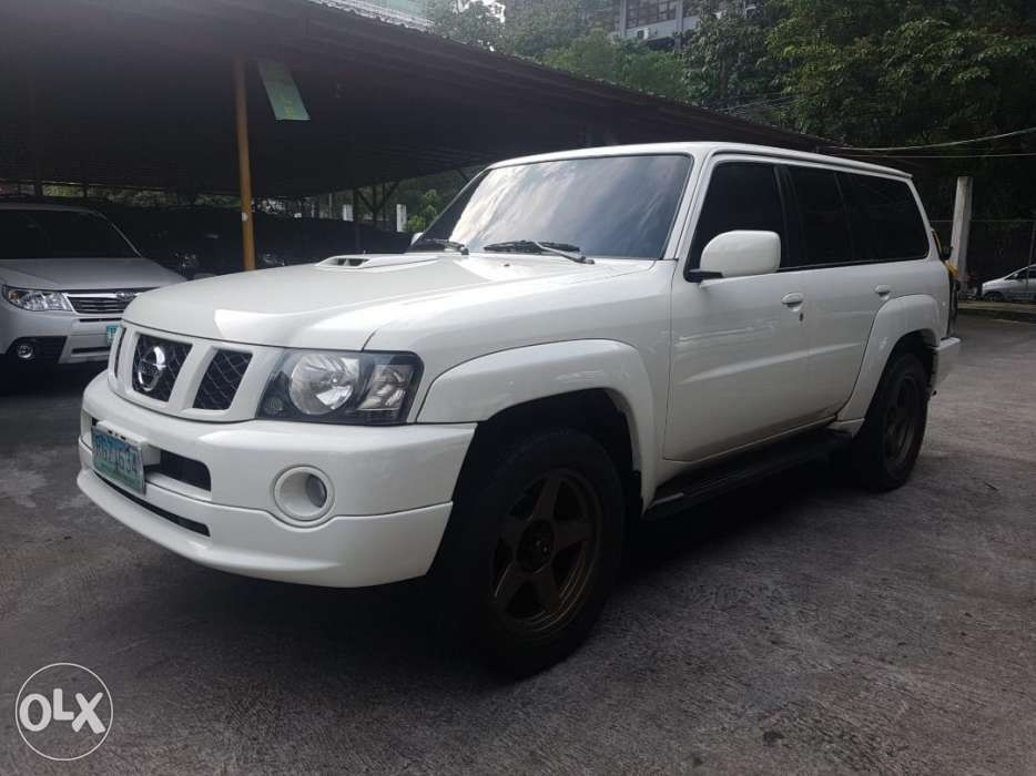 2009 Nissan Patrol Super Safari 4x4 Matic Loaded Not Prado Pajero Bk