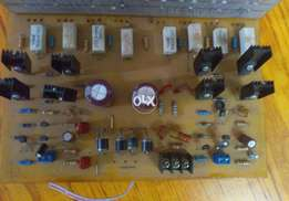 Amplifier in kit form and complete for home and car amplifiers