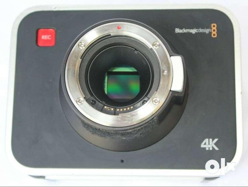 Blackmagic Design Production Camera 4k Ef Mount Lot Cameras Lenses 1617446923