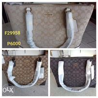 Bags coach - New and used for sale in Angeles City 7f90d9012b67f