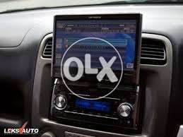 Pioneer carrozeria in dash dvd player with tilt Pioneer LCD