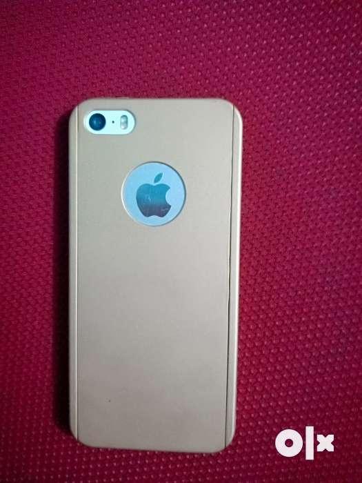 IPhone 5s gold color fingerprint sensor mobile - Mobile Phones