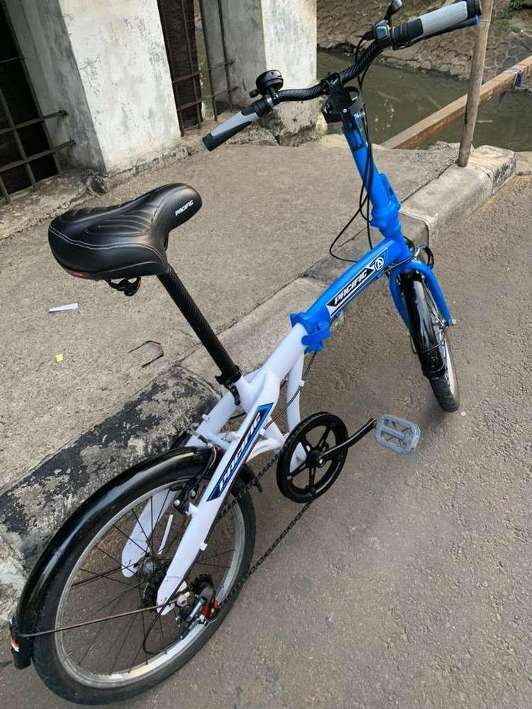 Sepeda Lipat Murah Second - SEPEDAPUL