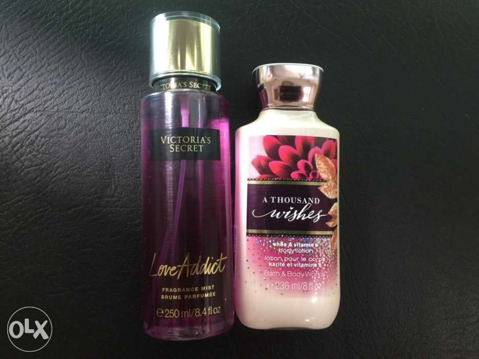 c07f1ff45c5 Victorias Secret Love Addict Fragrance Mist in Mandaluyong