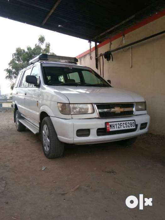 Used Chevrolet Tavera Diesel New Pune Prices Waa2
