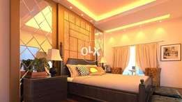 Luxury 2 bedroom fully furnished apartment for rent in bahria town rwp