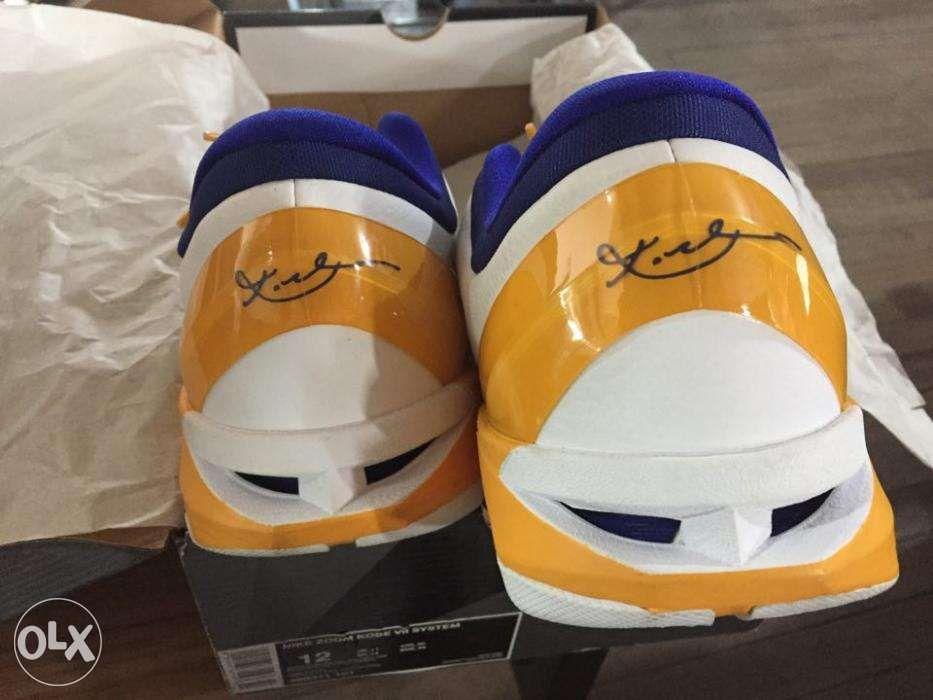 premium selection 63093 1b5ef Kobe Bryant Shoes Nike Zoom Kobe VII 7 ...