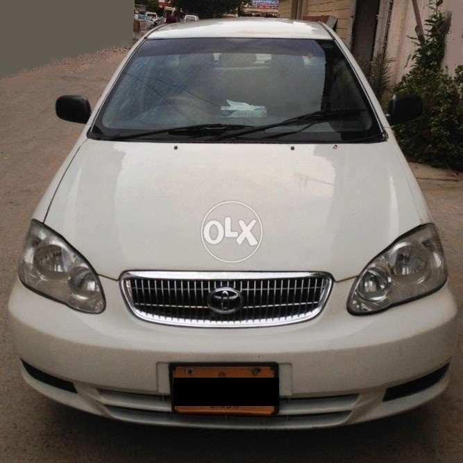 Toyota Corolla Xli 2006 Excellent Condition Cars 860220099