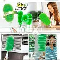 Go Duster Powered Opreated Cleaning Brush