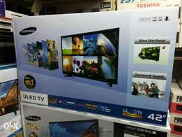 Twins 42inches samsung led