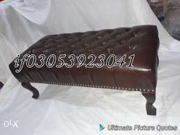 Bedroom couch in Brown