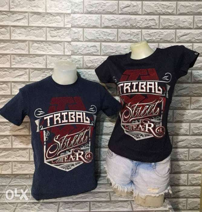 3c9123d5d1 Tribal couple tshirt in Manila, Metro Manila (NCR) | OLX.ph