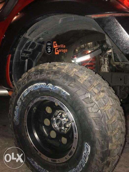 Mastercraft USA Tires Courser MXT 33x125x15 in San Juan ...