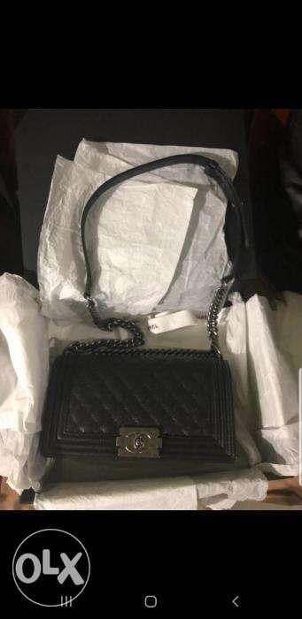 53784f2278a5 Chanel Le Boy 30cm in Quezon City, Metro Manila (NCR) | OLX.ph