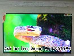 """Offer 55"""" 4K UHD Android Led Tv With 1yr Complete Onsite Warranty"""