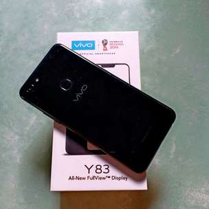 Vivo Y83 face unlok 4gb