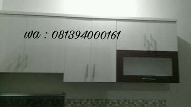 kitchen set kabinet atas