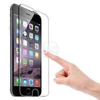 Glass protector and jelly cover