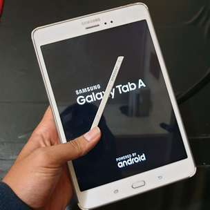"""Samsung Tab A With S-Pen 8"""" Normal Terawat"""