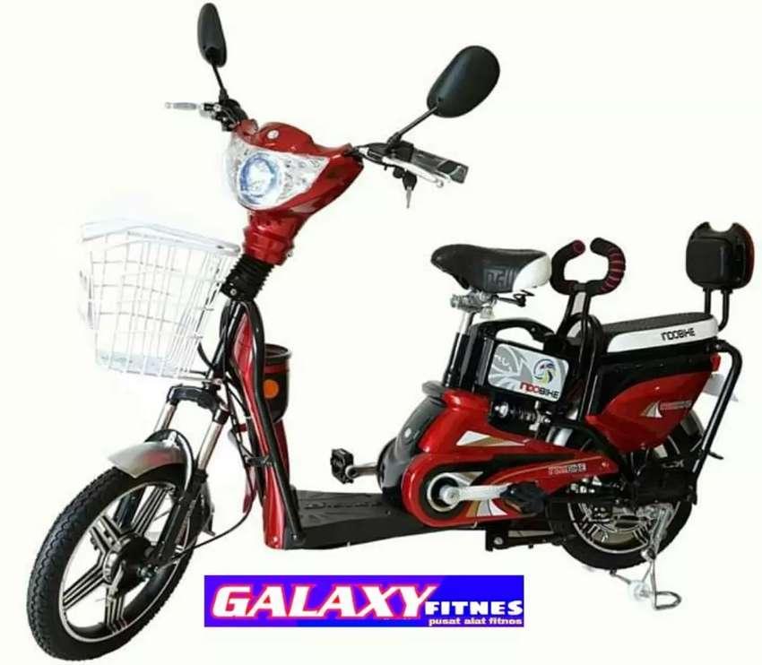 Alat Olahraga Ori100 Sepeda Carger Iklan Galaxi Fitnes