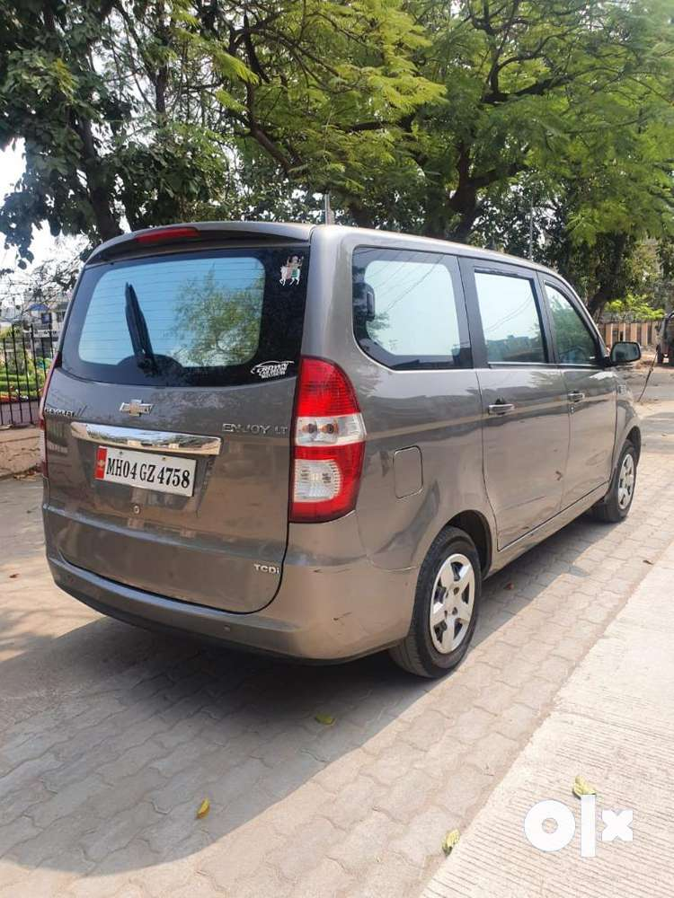 Buy Chevrolet Enjoy Cars In Nagpur The Supermarket Of Used Cars