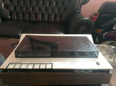 tape deck sony tc138-sd