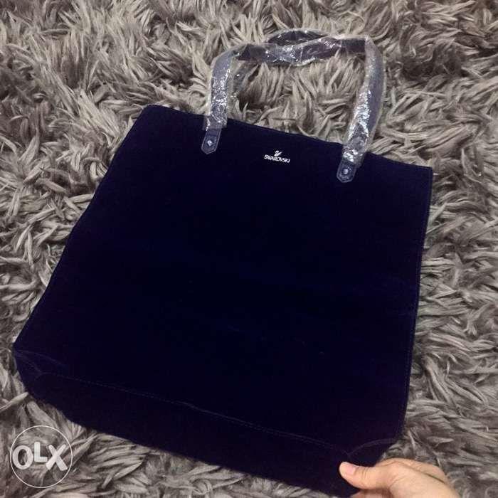 e80aa853da NEGO Swarovski Limited Edition Blue Velvet Bag in Las Piñas, Metro ...