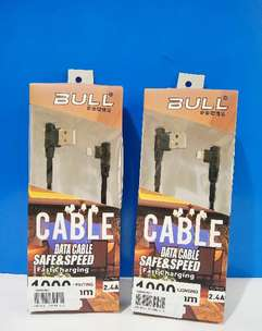 USB Bull Power iPhone 5 Iphone 6 1m Output 2.4A