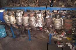 Catalytic Converter of Civic and all Japanese cars
