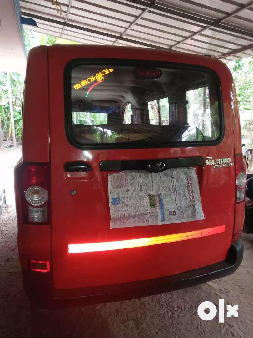 Mahindra Maximo Mini Van Vx Cars 1526793991