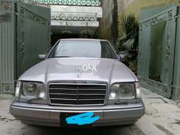 Mercedes e230 in good condition