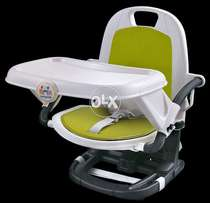 Baby chair adjustable