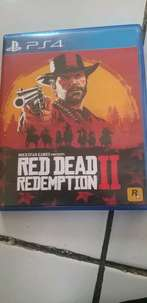 Red Dead Redemption II |RDR 2 PS4