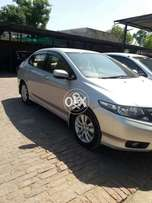 Honda City Aspire Total Genuine