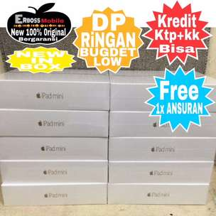 Ipad Mini 4 New [128GB] Wifi Only Cash/kredit Ditoko Dp1jtaan Call/Wa